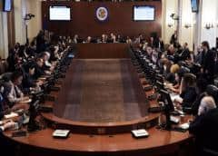 La OEA respalda a Juan Guaidó como jefe del Parlamento de Venezuela