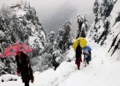 Al menos 67 muertos tras avalanchas en Pakistán e India: Gobierno