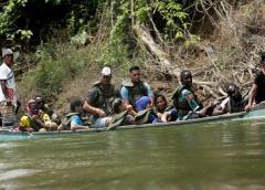 Panamá: detienen a tres traficantes de migrantes haitianos
