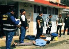 Perú: detienen 114 venezolanos en operativo policial