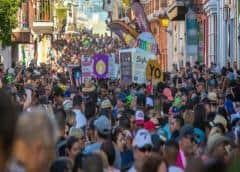 Puerto Rico: ¿Demasiado pronto? San Juan decide celebrar festival callejero a pesar de los remezones