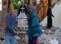 El terremoto en Puerto Rico destruye una histórica iglesia de 1841
