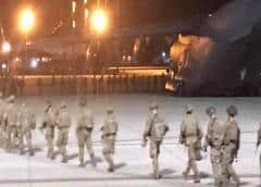 EEUU enviará 3000 soldados más al Medio Oriente