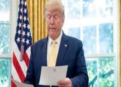 Trump: Irán preparaba ataques a 4 embajadas de EEUU