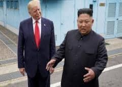 Trump envía saludos de cumpleaños a Kim Jon Un
