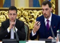 Dimite el primer ministro de Ucrania tras polémico audio