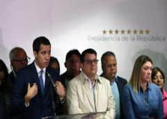 Guaidó: «Vamos a arriesgar el pellejo, no es la AN lo que está en juego sino la República»
