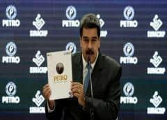 Maduro anula decisión de Chávez: anuncia apertura de casino con apuestas en petro