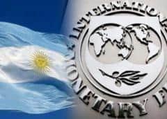 """Primer encuentro """"productivo"""" entre Argentina y EEUU para renegociar su deuda"""