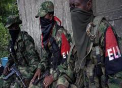 """El ELN amenaza con un """"paro armado"""" en toda Colombia del 14 al 17 de febrero"""