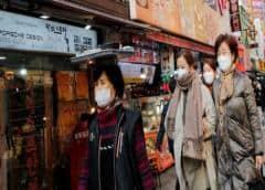 """Ciudad surcoreana queda desierta tras """"evento de superpropagación"""" del virus en una iglesia"""