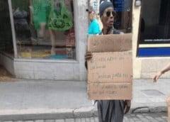 Padre de niña fallecida en derrumbe en La Habana sale para pedir justicia