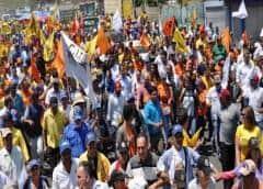 Disparan contra camioneta de Guaidó en Barquisimeto