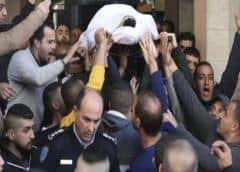 Cercano Oriente: ataque en Jerusalén y varios palestinos muertos