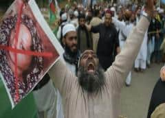 La cristiana paquistaní condenada a muerte por blasfemia pide asilo a Francia