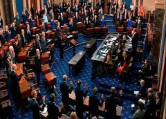 El republicano Mitt Romney votará a favor de condenar a Trump en el 'impeachment'