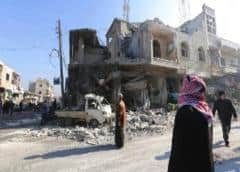 Grave escalada en Idlib entre los ejércitos sirio y turco