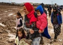Ataques aéreos impactan hospitales y campos de refugiados en noroeste de Siria: ONU