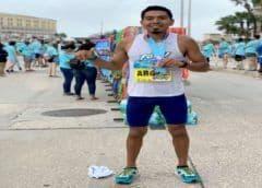La falta de ciudadanía frena el sueño olímpico de maratonista indocumentado