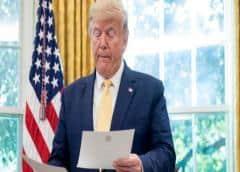 Trump anuncia un acuerdo inminente con los talibán