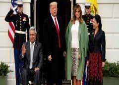 Lenín Moreno afirma que trabajará con EEUU para resolver la crisis de Venezuela