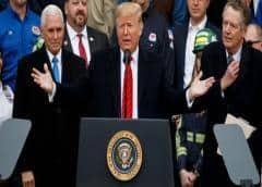 Trump nombra a Pence al frente de campaña contra Covid-19