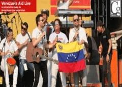 Los $2.5 millones recolectados en concierto Venezuela Aid Live nunca llegaron al gobierno de Juan Guaidó, asegura Calderón Berti