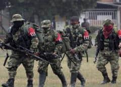 Denuncian que el régimen de Nicolás Maduro ha fortalecido al ELN