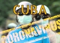 Cuba admite casos confirmados de coronavirus