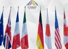 """G7 hará """"lo que sea necesario"""" para restaurar el crecimiento global"""