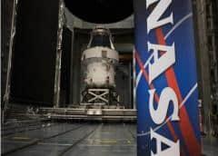 NASA suspende trabajos en cohete a la Luna por coronavirus