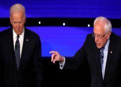 """Joe Biden vs Bernie Sanders: el contundente triunfo del exvicepresidente en el """"minimartes"""" de las primarias demócratas"""