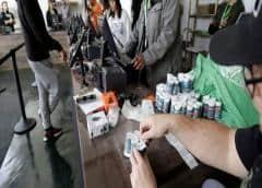 Abre 1ra tienda de marihuana para uso recreativo en Boston