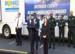 """Condado Broward pide a sus residentes """"permanecer en casa"""""""