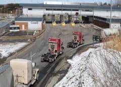 El cierre de la frontera entre Canadá y EE.UU. empezará el fin de semana