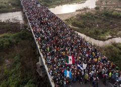 Estados Unidos anuncia que tomará muestras de ADN a migrantes irregulares