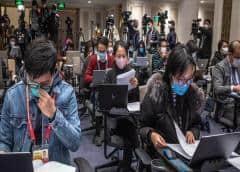 China: varios corresponsales extranjeros expulsados del país