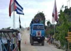 Dos muertos y 20 heridos en un atropello masivo en el este de Cuba
