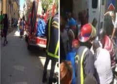 Muere un joven tras derrumbe en la Habana Vieja