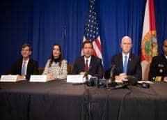 Declaran emergencia sanitaria en Florida por posibles casos de coronavirus