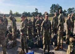 Guardia Nacional, Memorial Health establecerá pruebas COVID-19