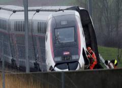 Se descarriló tren de alta velocidad rumbo a París y dejó 21 heridos
