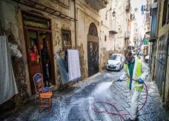 La mortalidad sigue creciendo en Italia: 475 fallecidos en un solo día