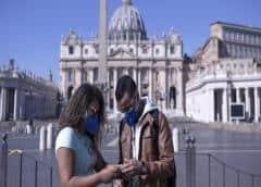 El Vaticano celebrará la Semana Santa sin fieles por el coronavirus