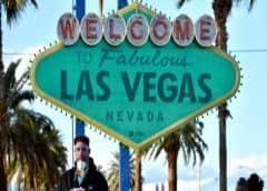 Casinos de Las Vegas cierran sus puertas por pandemia