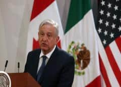 """AMLO llama a mexicanos a """"quedarse en casa"""""""