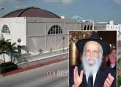 Rabino de una de las sinagogas más grandes de Miami dio presunto positivo de coronavirus
