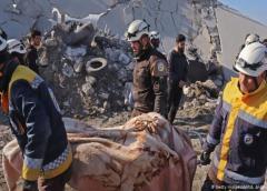 Ataques rusos en Idlib dejan 15 muertos previo a reunión ruso-turca