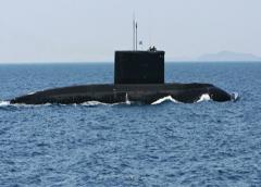 Detectan submarino clase Delfin de la armada cubana