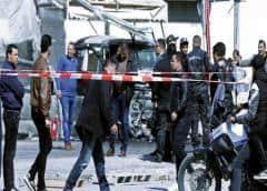 Túnez: 6 heridos en atentado cerca de la embajada de Estados Unidos